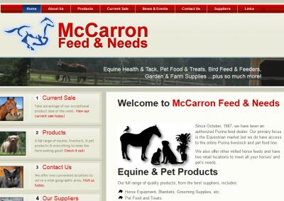 McCarron Feed & Needs