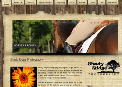 Shady Ridge Photography