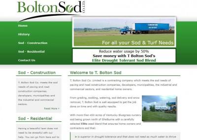 T. Bolton Sod