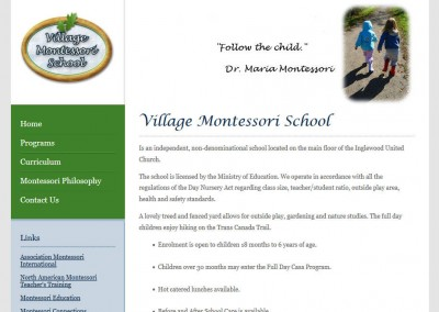 Village Montessori School