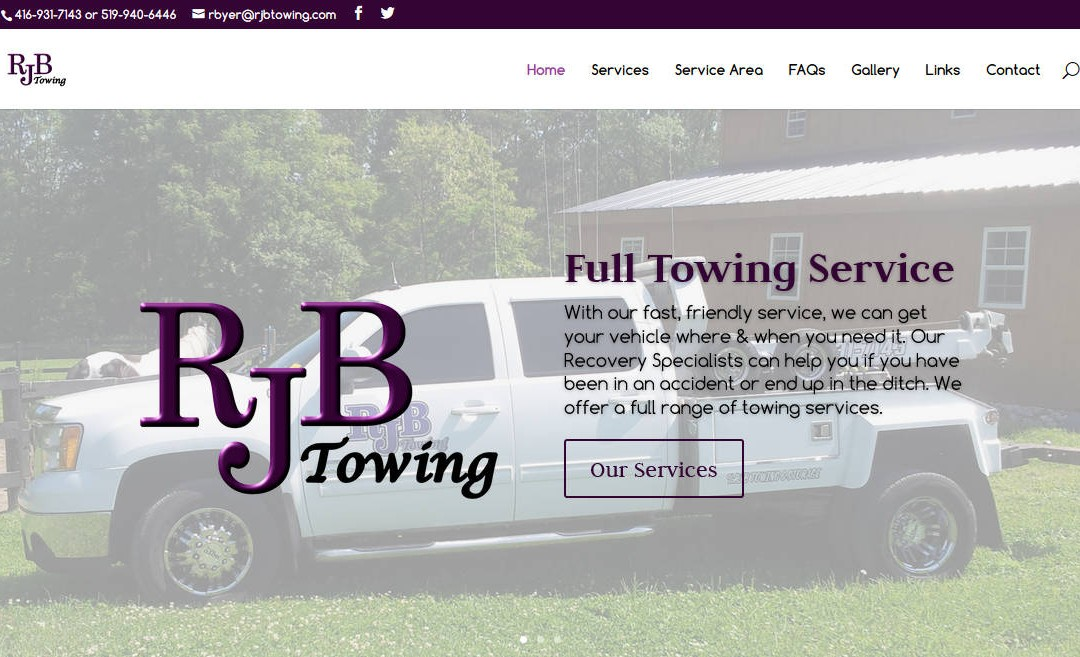 RJB Towing