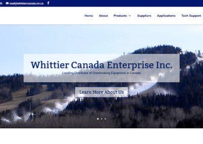 Whittier Canada
