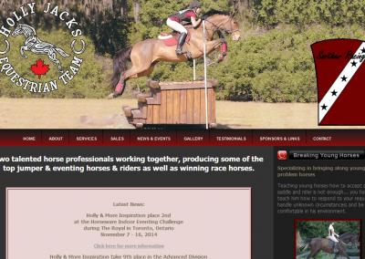 Holly Jacks Equestrian