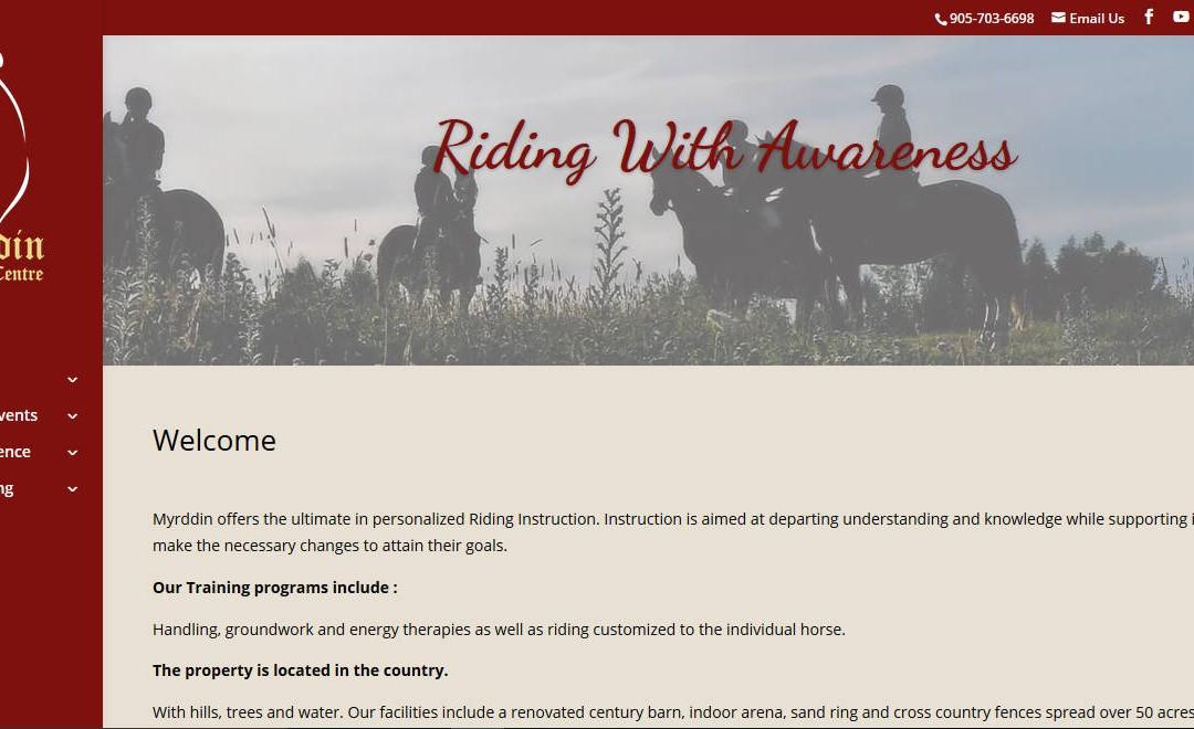 Myrddin Equestrian Centre